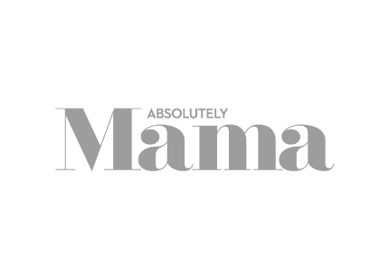 Absolutely Mama logo